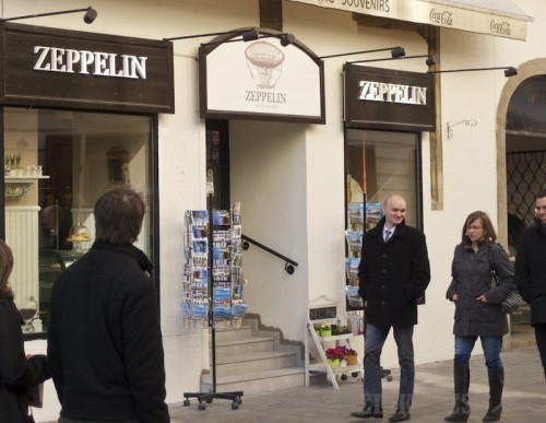 Zeppelin Café & Souvenirs