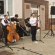 Kapela hrala príjemnú muziku
