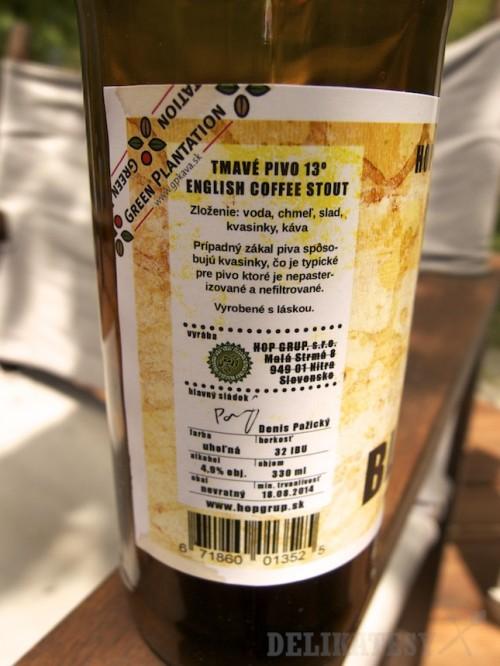 Celkom podrobné údaje o pive