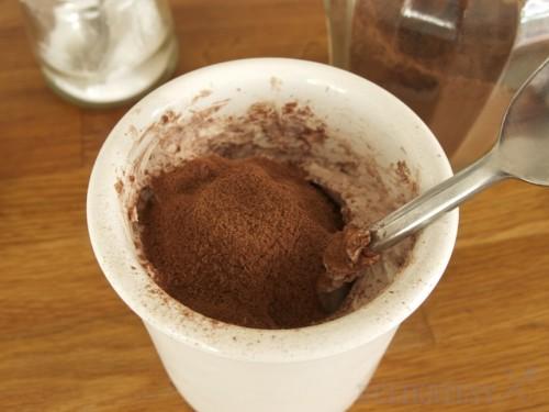 Nealkalizované kakao