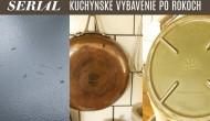 Kuchynské vybavenie po rokoch