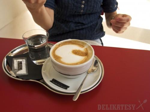 Cappuccino (nestihol som cvaknúť pred osladením...)