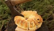 Vianočný maslový klát