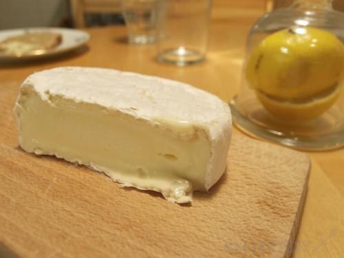 Camembert z Cheesio