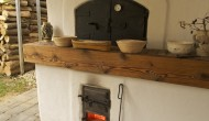 Chlebová pec v Sýpke u Ludvíka