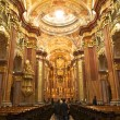 Baroková katedrála v opátstve Melk