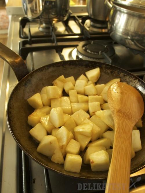 Zeler pražený na masle