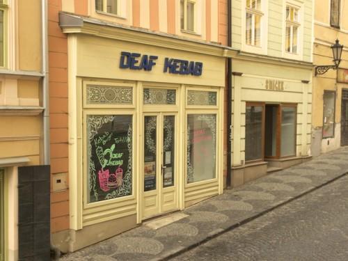 Deaf Kebab