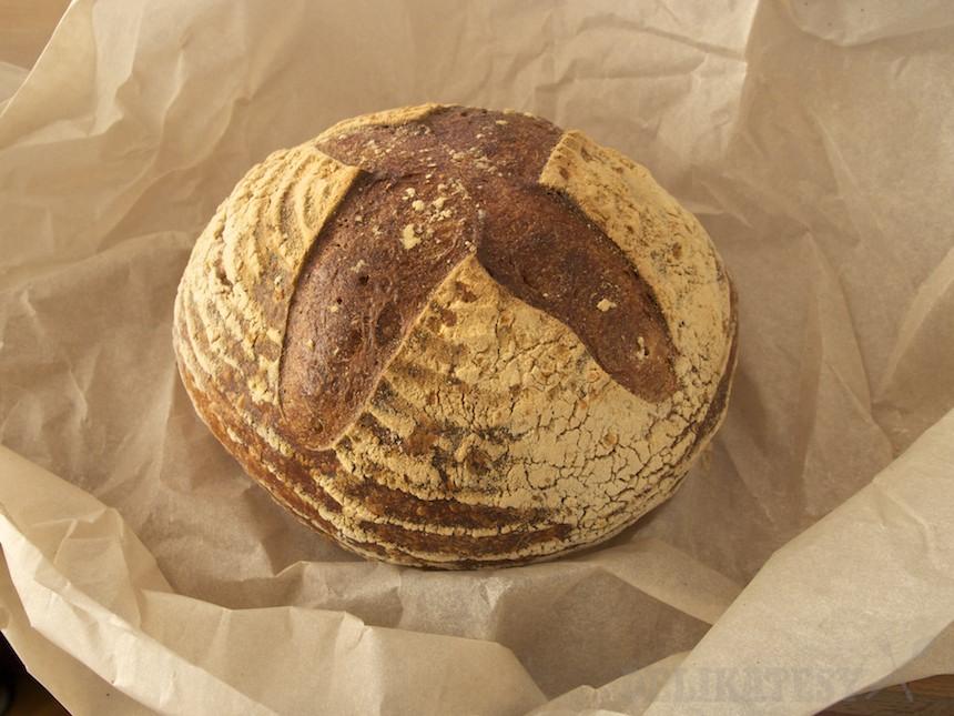 Kváskový chlieb Fach Bratislava