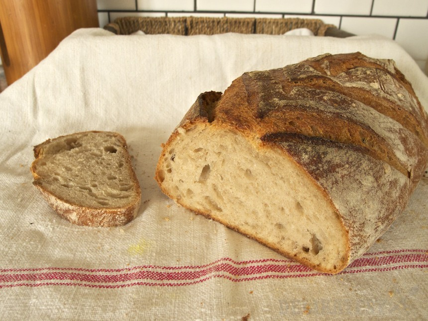 Kváskový chlieb Yeme Bratislava
