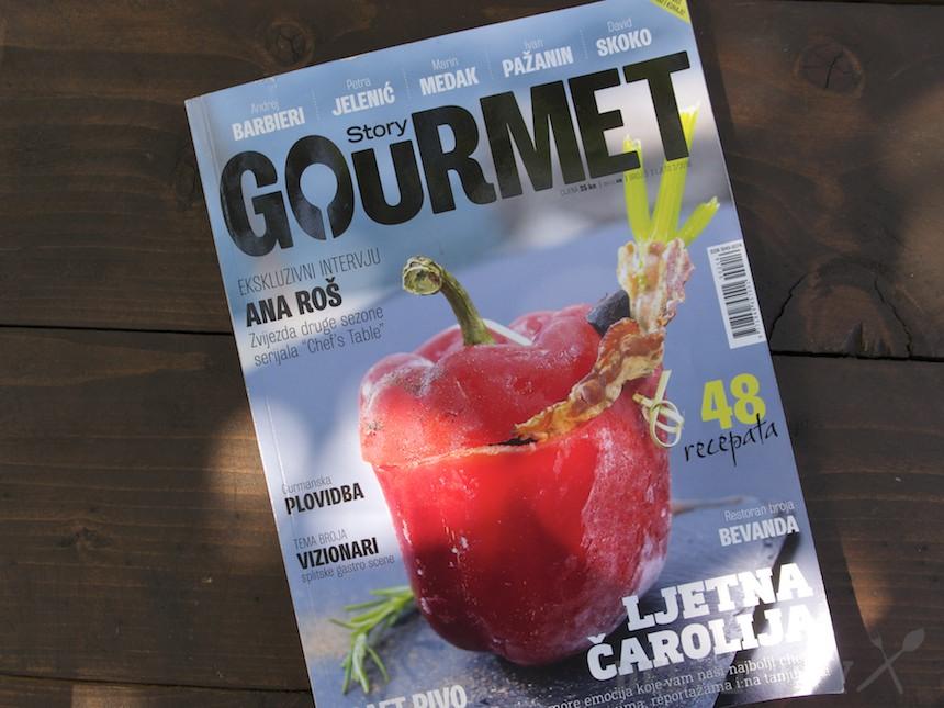 Magazín Gourmet Story