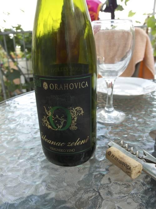 Slavónsky silván zelený