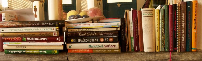 Kuchynské knihy
