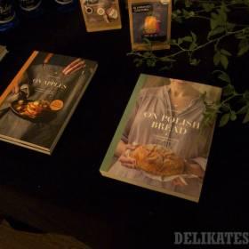 Knihy o chlebe a jablkách