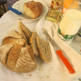 Na raňajky kvasový chlieb