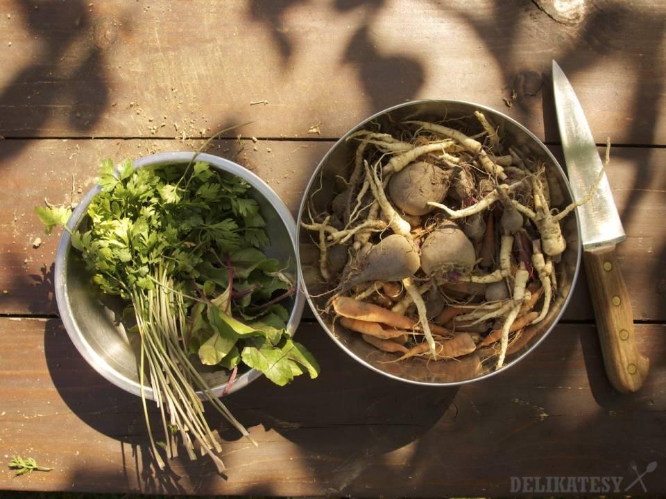 Zelenina veľkosti mikro