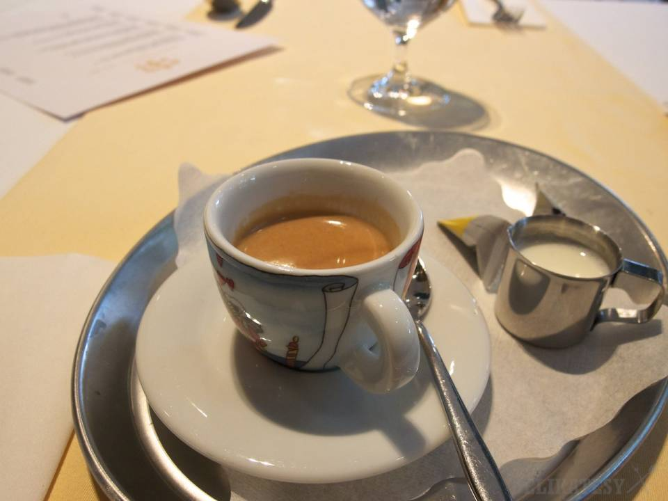 Espresso Brazilia Santos
